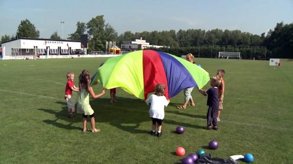 SDK kinderopvang – De doorgaande lijn