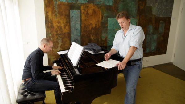 Musical meets Opera: Willemijn Verkaik meets Marcel Reijans